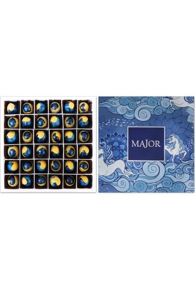 Major Chocolate Taraftar Kutusu Fb Küçük 36'lı