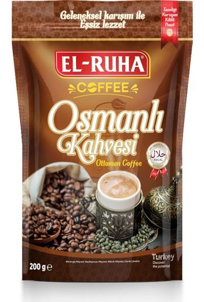 El Ruha Osmanlı Kahvesi 200 gr