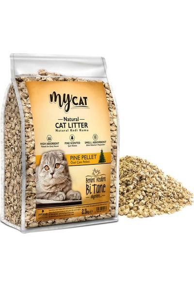 My Cat Çam Pelleti Kumu 2,5 kg