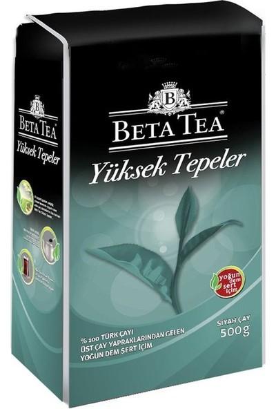 Beta Tea Yüksek Tepeler Dökme Çay Türk Çayı 500 gr