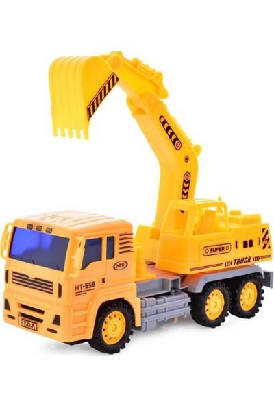 Birlik Oyuncak Truck City Builder Kepçe