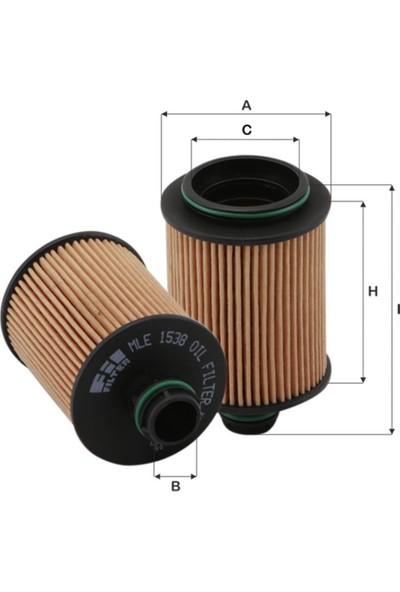 Fil Filter Fiat Egea 1.3 Multijet (2012 - 16) (Euro 5) 4'lü Fil Filtre Seti
