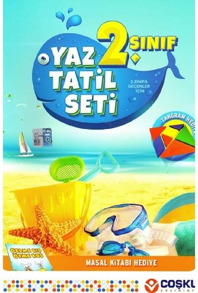 Coşku Yayınları 2. Sınıf Yaz Tatil Seti