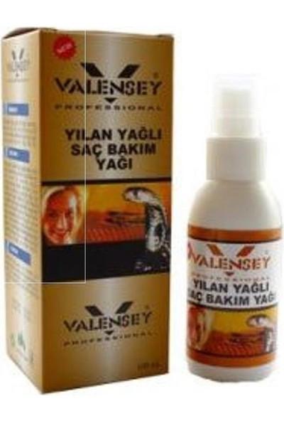 Valensey Yılan Yağlı Saç Bakım Yağı 100 ml