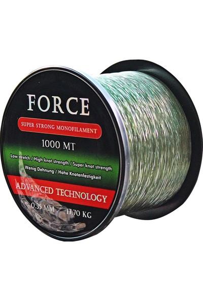 Force 1000MT Bobın Misina Effe Balık