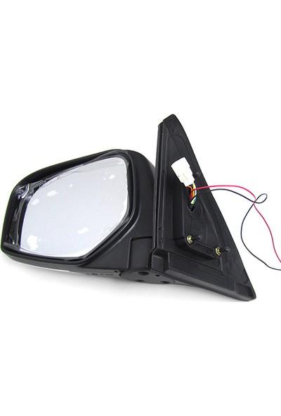 Taiwan Mitsubishi L200 2006-2007-2008-2009-2010-2011-2012-2013-2014 Modellere Elektrikli Isıtmalı Sol Ayna