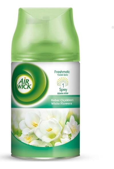 Air Wick Airwick Freshmatic Yedek Sprey Bahar Çiçekleri 250 ml