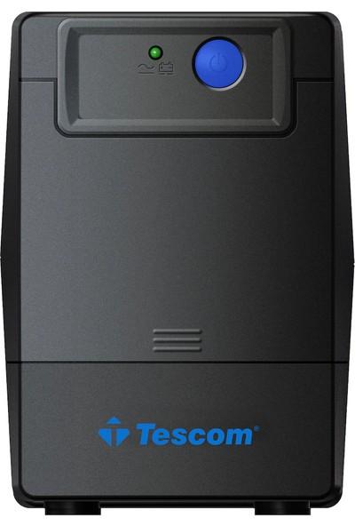 Tescom Leo Iı 1500 Va Line Interactıve Ups Güç Kaynağı (2X9AH)
