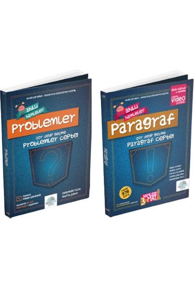 Tammat Yayıncılık Paragraf + Problem Video Çözümlü İkisi Bir Arada