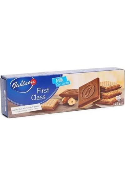 Bahlsen First Class Milk Sütlü Çikolatalı Gofret 125 gr