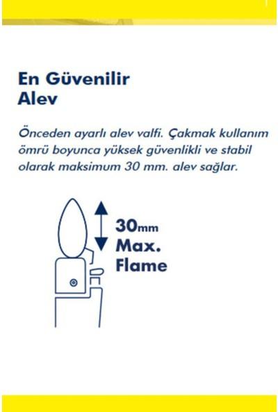 CLİPPER 250ML Çakmak Gazı & Minitube Çakmak
