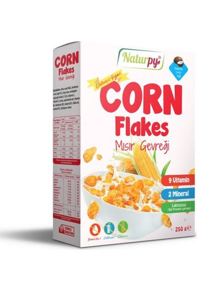 Naturpy Corn Flakes Mısır Gevreği 250 gr