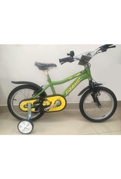 Gitane Buddy Erkek Çocuk Bisikleti 16 Jant Vitessiz Yeşil