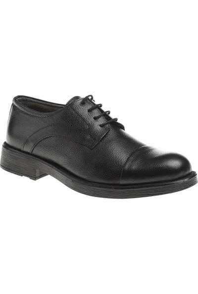 Derigo Siyah Erkek Klasik Ayakkabı 17108