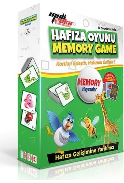 Moli Toys Hafıza Oyunları 5'li Set