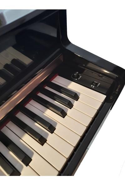 Neiro NDP-190 Dijital Piyano - Parlak - Lake ARLNDP-190W + Tabure + Kulaklık