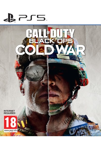 Call Of Duty Black Ops Cold War PS5 Oyun