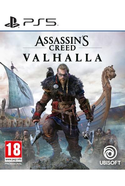 Assassins Creed Valhalla PS5 Oyun