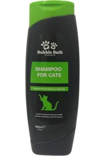 Vestark Bubble Bath Papatya Kokulu Kedi Şampuanı 400 ml