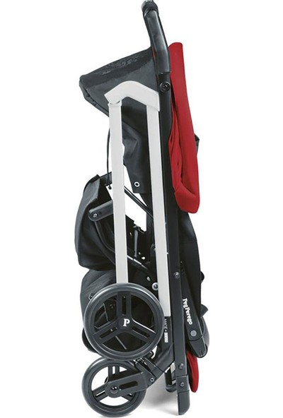 Peg Perego Tak Bebek Arabası - Red Ribbon