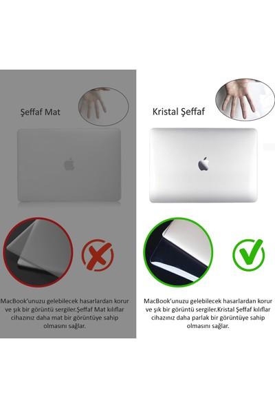 MacBook Pro Kılıf 13inc HardCase TouchBar A1706 1708 A1989 A2159 2251 A2289 A2338 Parmakizi Bırakmaz 795