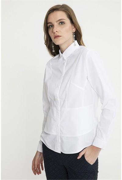 Just Like You Beyaz Gömlek