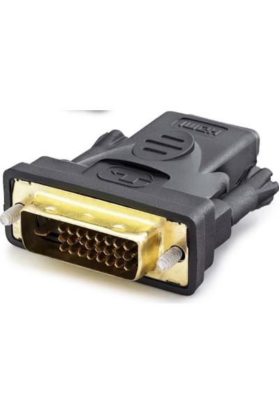 Hadron DVI To HDMI Çevirici Adaptör 24+1