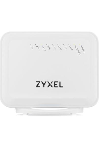 Zyxel VMG1312-T20B 4 Port + USB ADSL2/VDSL2 Kablosuz Modem