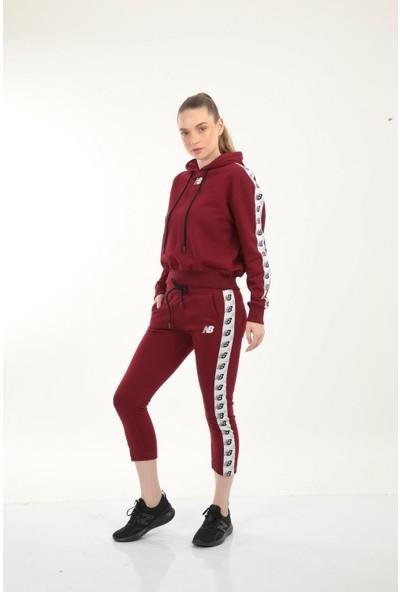 New Balance Kapüşonlu Kadın Sweatshirt