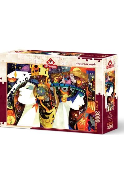 Art Puzzle 3000 Parça Yapboz Puzzle