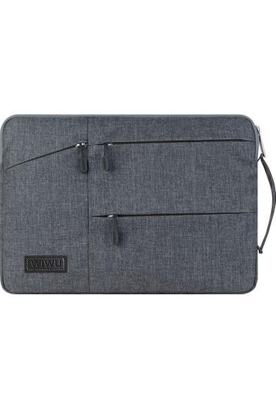 "Wiwu MacBook Pro Air Retina Laptop Kese Kılıf Çanta Koruma 13.3"" Sleevebag Pocket Darbe Emici"