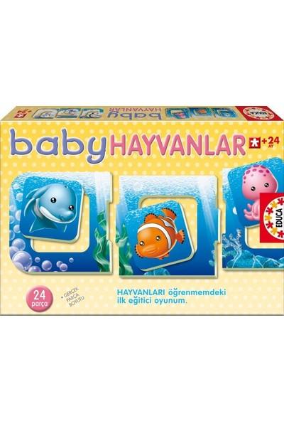 Educa Puzzle 24 Parça Baby Yapboz Puzzle