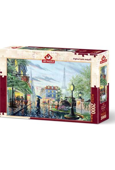 Art Puzzle 2000 Parça Puzzle Yapboz