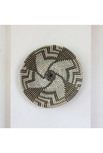 My Lamp Moon 40 x 9 cm Duvar Dekoru