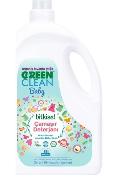 U Green Clean Baby Çamaşır Deterjanı 2750 ml