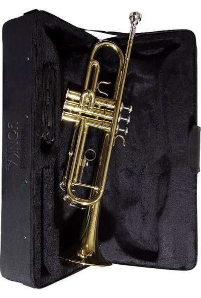 Midex Bonson TP-5000 Profesyonel Bb Trompet Si Bemol (Sib)