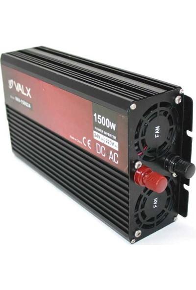 Valx INV-150024 1500W 24V Power Inverter