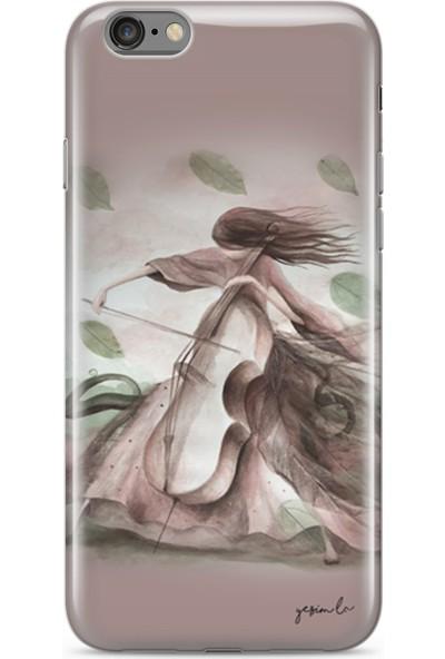 Yeşim Livaoğlu Sanat Apple iPhone 6 6s Plus Kılıfı