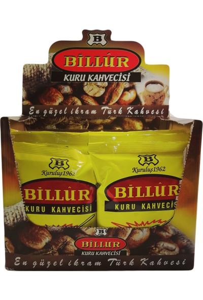 Billur Türk Kahvesi 100 gr x 10'lu