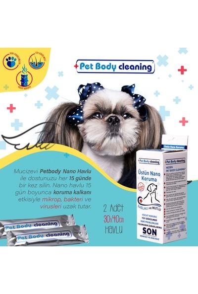 Pet Body Cleaning - Cleapet Genel Sağlık Paketi (1 Kutu Havlu+1 Adet Sprey 150ML)