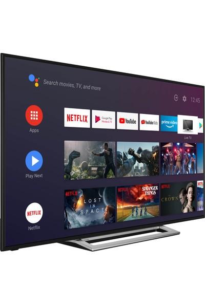 "Toshiba 65UA3A63DT 65"" 165 Ekran 4K Ultra HD Android Smart LED TV"