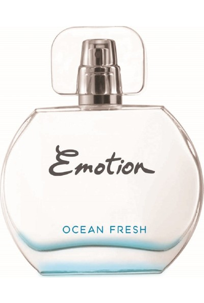Emotion Ocean EDT Parfüm 50ml & 2 Adet Deodorant 150 ml & 450ml Duş Jeli