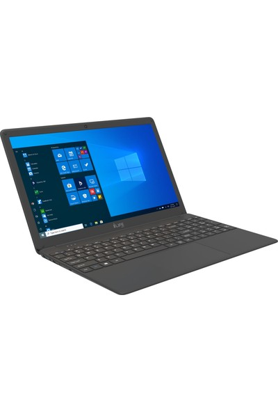 "I-Life ZED Air CX5 Intel Core i5 5257U 4GB 256GB SSD Windows 10 Home 15.6"" FHD Taşınabilir Bilgisayar IL.1506X.4256G.GWI5TKB"