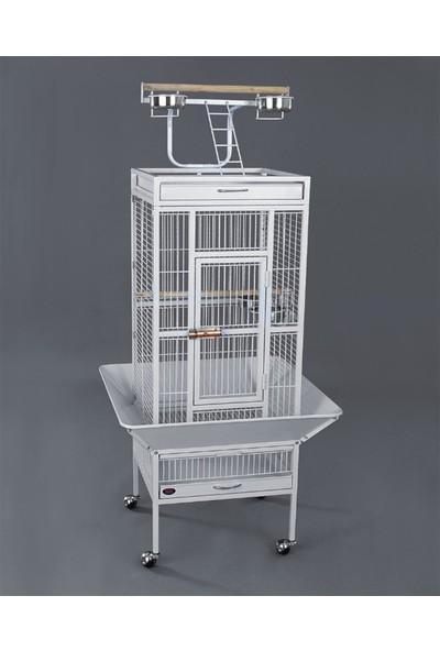 Dayang Papağan Kafesi Ayaklı 45.7X45.7X156 cm