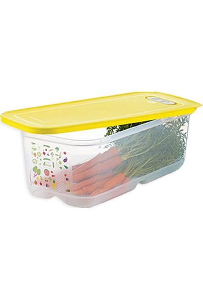 Tupperware Sera Buzdolabı Saklama Kabı 6.1 Lt