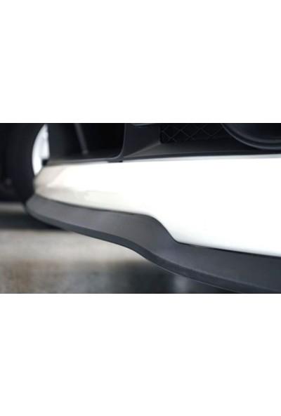 Unikum Toyota Corolla Sedan 2007-2013 Ez Lip Yapıştırmalı Yan Marşpiyel ve Ön Tampon Eki