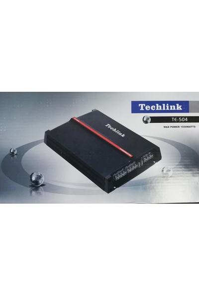 Techlink TE504 Oto Anfisi
