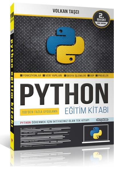 Python Eğitim Kitabı - Volkan Taşçı