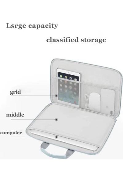 Yukka 15'' Gri Desenli Laptop Çantası