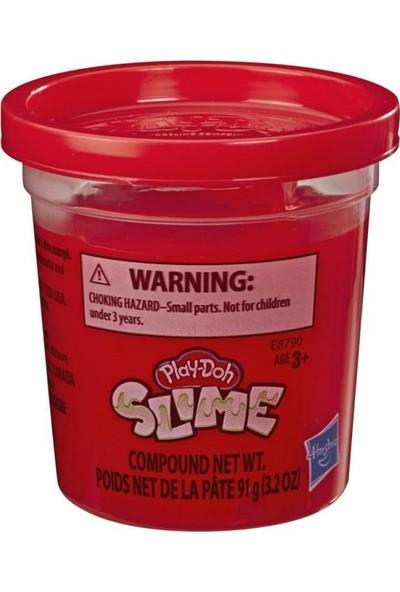 Hasbro Play-Doh Slime Kırmızı Tekli Hamur E8790-E8803